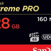 ExtremePRO sandisk 4k